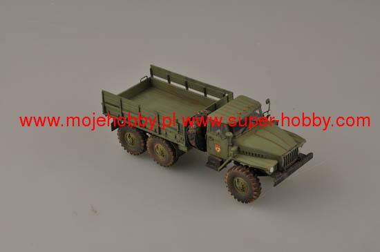 russian ural 4320 truck trumpeter 01012. Black Bedroom Furniture Sets. Home Design Ideas