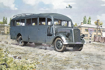 opel blitz omnibus model w39 ludewig essen roden 720. Black Bedroom Furniture Sets. Home Design Ideas