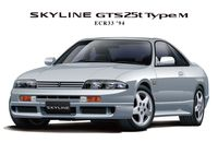 Skyline GTS 25t Type M ECR33 94 No.94