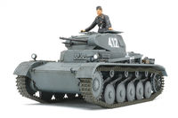 German Panzer II A/B/C - French Campaign - Image 1