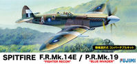 "Spitfire F.R.Mk.14E / P.R.Mk.19 ""Fighter Recon"" / ""Blue Invader"" - Image 1"