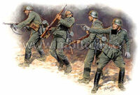 German Infantry Frontier fight of summer 1941