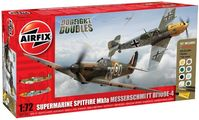 Dogfight Double Gift Set - Supermarine Spitfire Mk.Ia/Messerschmitt Bf109E