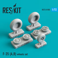 F-35 (A,B) wheels set - Image 1
