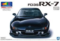 Mazda FD3S RX-7 99 Brillant Black