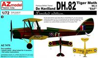 "De havilland DH.82 Tiger Moth MkII ""RAF"""