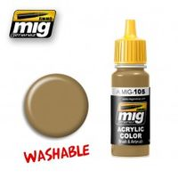 A.MIG 105 WASHABLE DUST (RAL 8000)