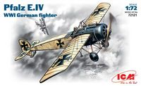 Pfalz E.IV WWI German fighter