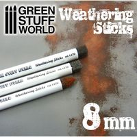Weathering Sticks 8mm (set 3pc) - Image 1