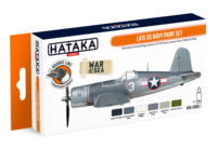 HTK-CS05.2 Late US Navy paint set