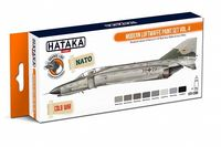HTK-CS66 Modern Luftwaffe paint set vol.4