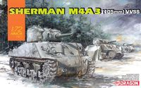 Sherman M4A3 (105mm) VVSS - Image 1