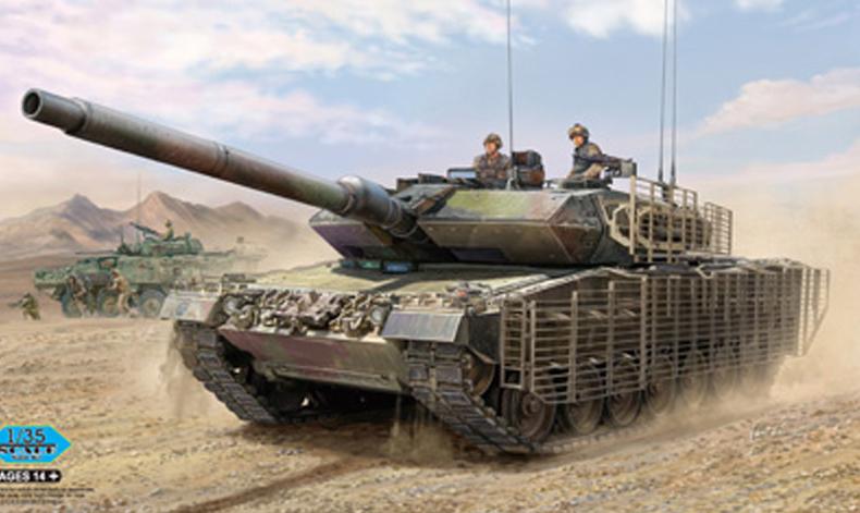 Leopard 2A6M CAN Hobby Boss 82458