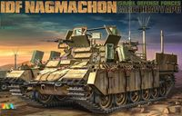 IDF Israel Defense Forces Nagmachon early Heavy APC - Image 1