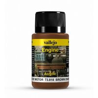 73818 Engine Effects - Brown Engine soot