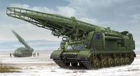 Ex-Soviet 2P19 Launcher w/R-17 Missile (SS-1C SCUD B) of 8K14 Missile System Complex
