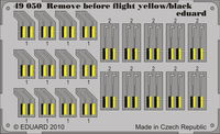 Remove Before Flight - yellow/black - Image 1