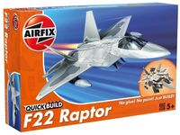 QUICK BUILD F22 Raptor - Image 1