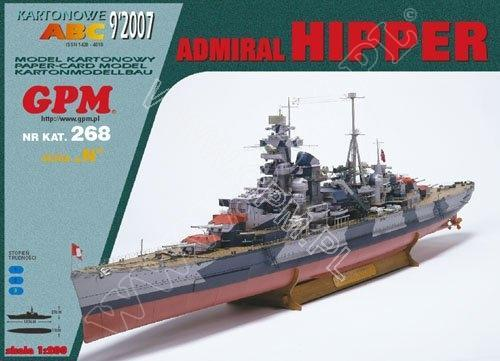 Admiral Hipper - Image 1