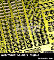 Wehrmacht Soldiers Insignia