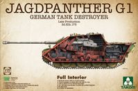 Jagdpanther G1 Late Production Sd.Kfz.173 - Image 1