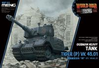 Tiger (P) VK 45.01 - World War Toons - Image 1