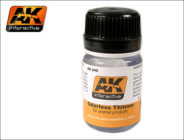 AK 049 Ouderless Turpentine - Image 1