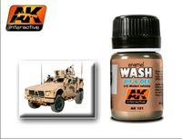 AK 121 OIF & OEF - US VEHICLES WASH
