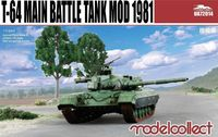 T-64A Main Battle Tank Mod 1981 - Image 1