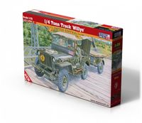 1/4 Tonn Truck Willys - Image 1