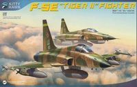 F-5E Tiger II fighter