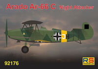 Arado 66 C Night Attacker