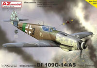Bf-109G-14/AS Reich Defence (new tool 2020)