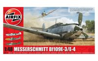 Messerschmit Bf 109E-3/E-4