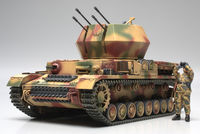 German Flakpanzer IV - Image 1