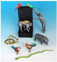 Animals Set 4 (Asian)
