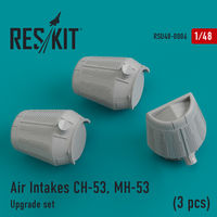 Air Intakes CH-53, MH-53 (3 pcs)