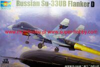 Russian Su-33UB Flanker D - Image 1