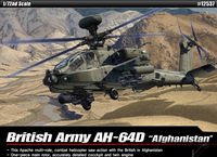 "AH-64D Royal Army ""Afganistan"""