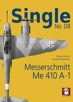 SINGLE No.08 Messerschmitt Me 410A-1