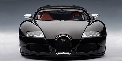 bugatti eb veyron 16.4 - die-cast model - autoart 70961