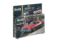 76 Ford Torino  Model Set