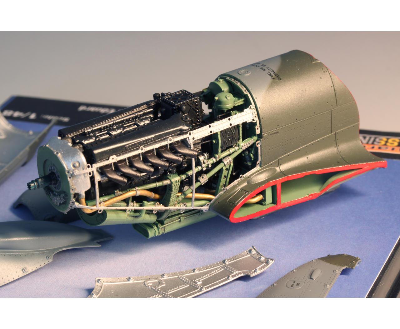 Spitfire Mk Ix Advanced Eduard Sin64809