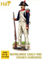 Napoleonic Early-Mid French Marching - Image 1