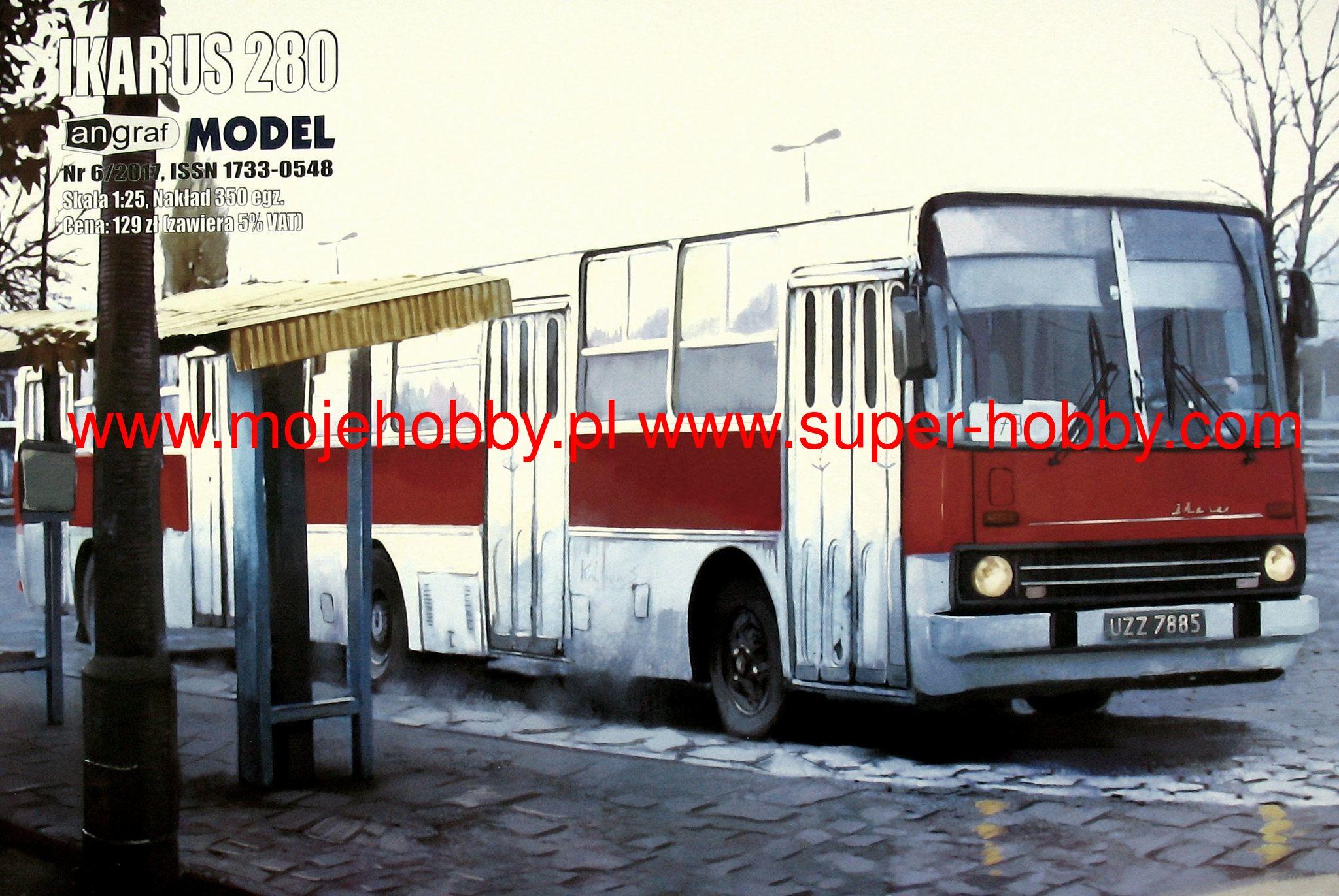 Ikarus 280 Angraf 6 2017