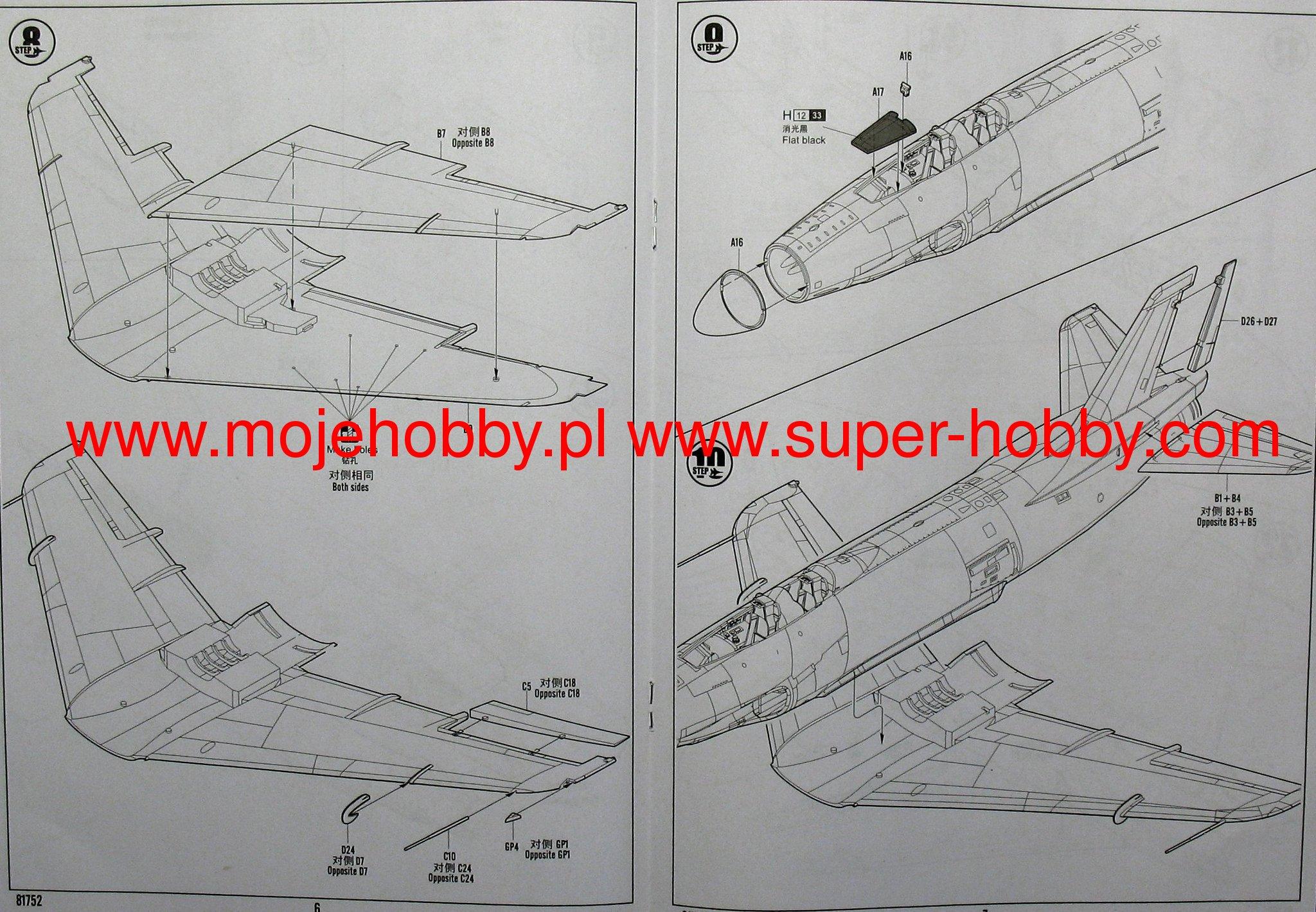 Saab J 32b E Lansen Hobby Boss 81752 1009 Military Wiring Harness Diagram 2 Hbb81752 4