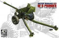 QF Mk.IV 6-Pdr British Anti-tank Gun (Late version)