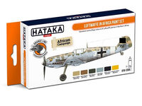 HTK-CS06.2 Luftwaffe in Africa paint set