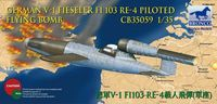 V-1 Fi103 Re 4 Piloted Flying Bomb - Image 1