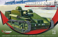 AMR UE French Tankette - Image 1